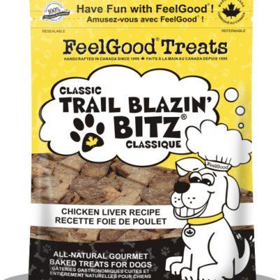 FeelGood® Trail Blazin' Bitz™ Classic Recipes : CHICKEN LIVER (300g)