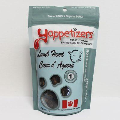 Yappetizers Lamb Heart