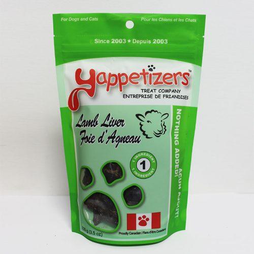 Yappetizers Lamb Liver