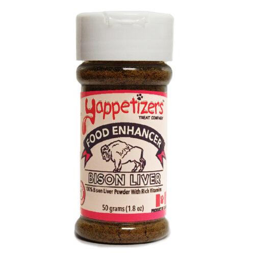 Yappetizers – Bison Liver Food Enhancer