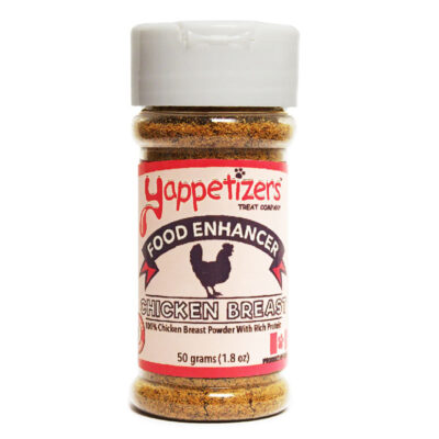 Yappetizers – Chicken Breast Food Enhancer