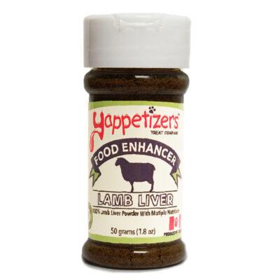 Yappetizers – Lamb Liver Food Enhancer