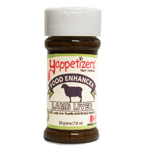 Yappetizers – Lamb Liver Food Enhancer