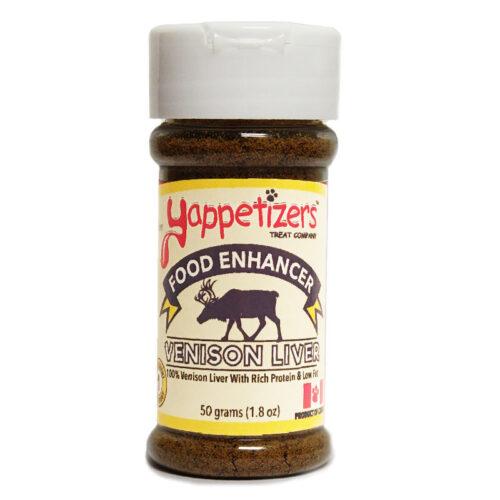 Yappetizers – Venison Liver Food Enhancer