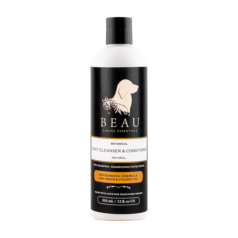 Beau Essentials Coat Cleanser & Conditioner (Nourishing Formula)