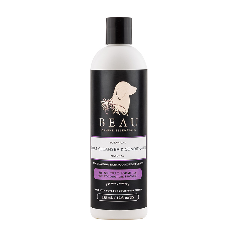 Beau Essentials Coat Cleanser & Conditioner (Shiny Coat Formula)