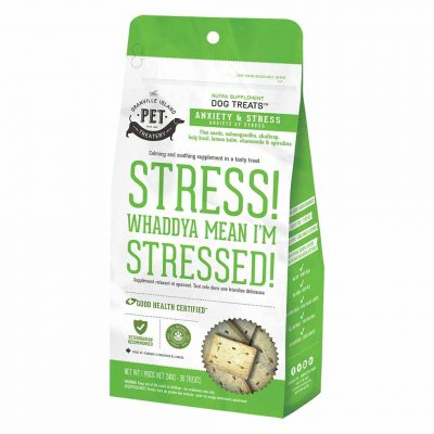 Stress! Whaddya Mean I'm Stressed! 240GM