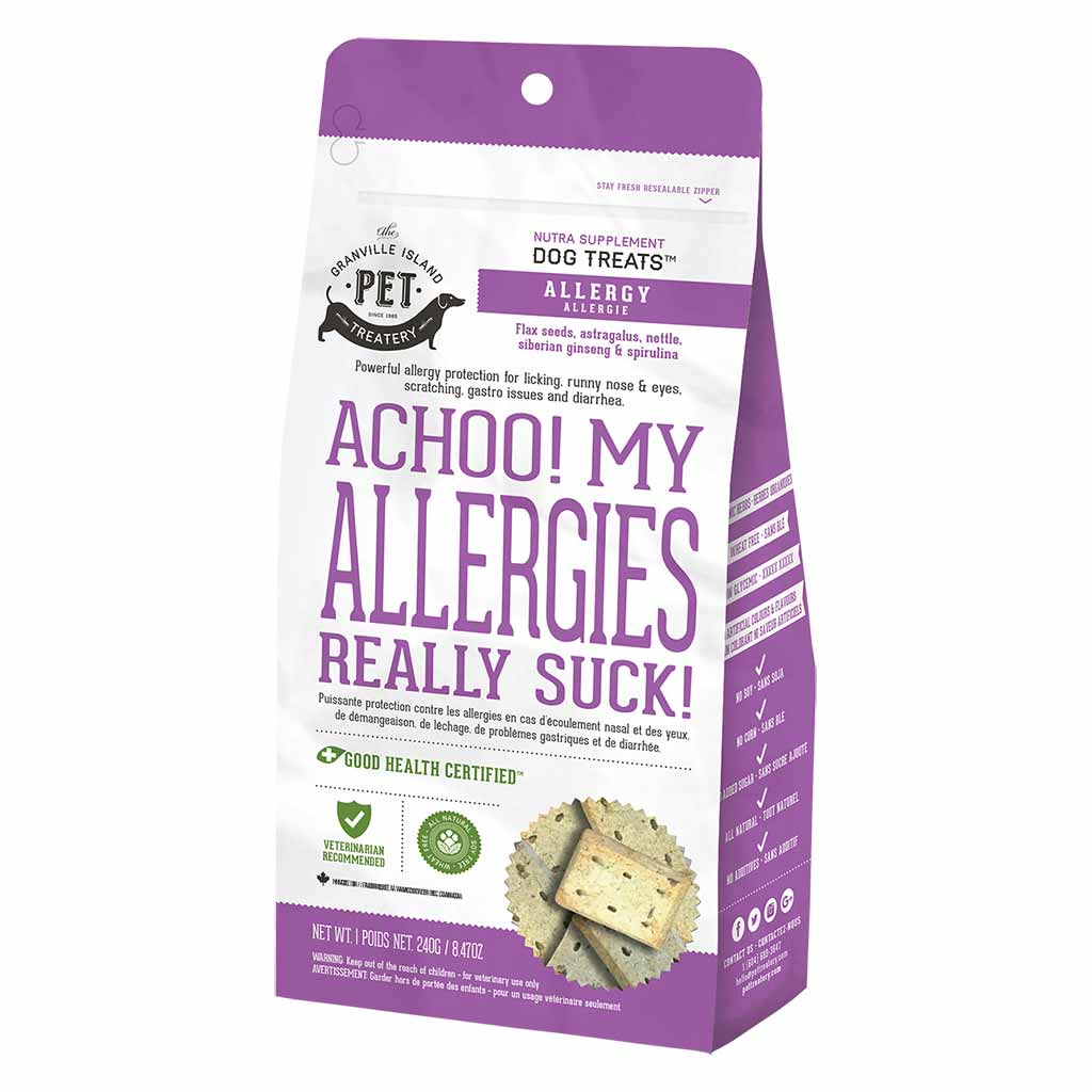 Achoo! My Allergies Really Suck! 240GM
