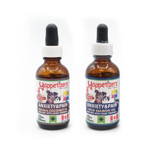 CBD Full Spectrum – 500mg strength (50ml)