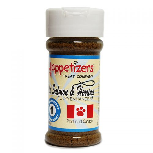 Yappetizers – Wild Salmon & Herring Food Enhancer