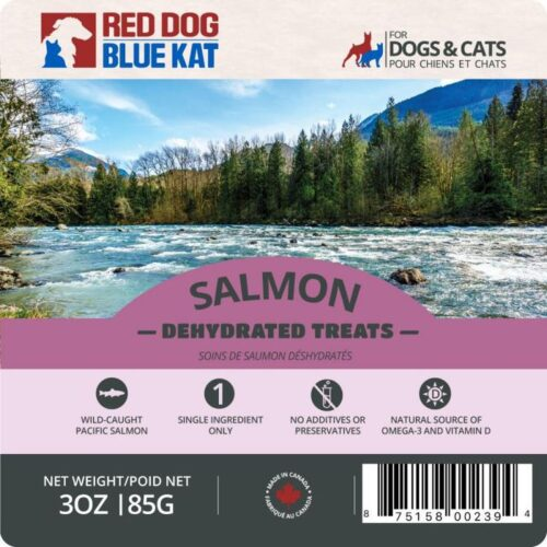 Red Dog Blue Kat Wild Salmon