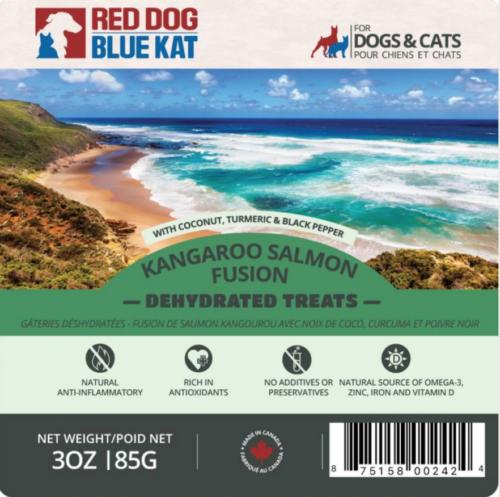 Red Dog Blue Kat Fusion Treat