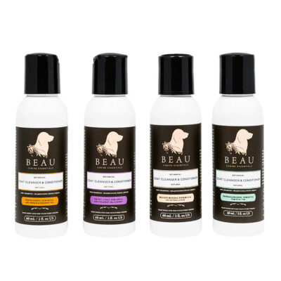 Beau Essentials Shampoo Variety Pack