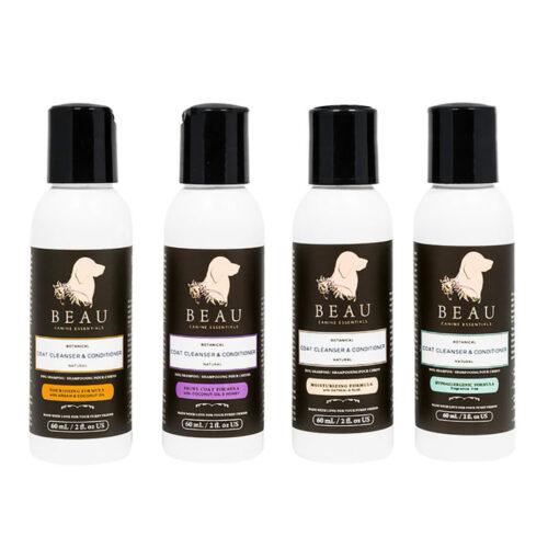 Beau Essentials Shampoo Variety Pack