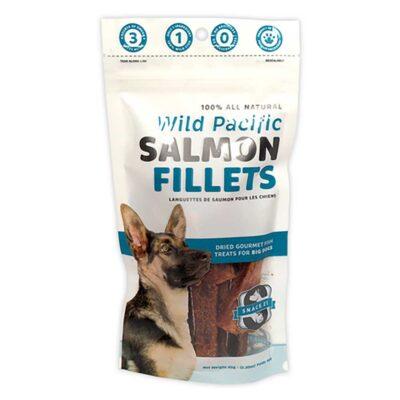 Snack 21 Salmon Jumbo Fillets (65g)